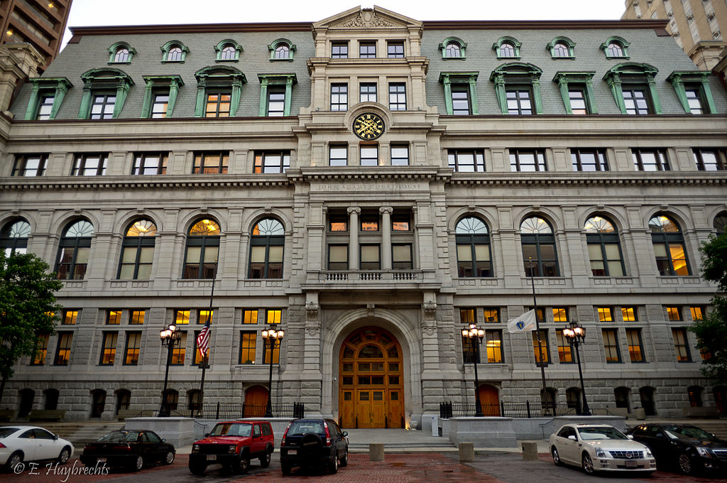 John Adams Courthouse